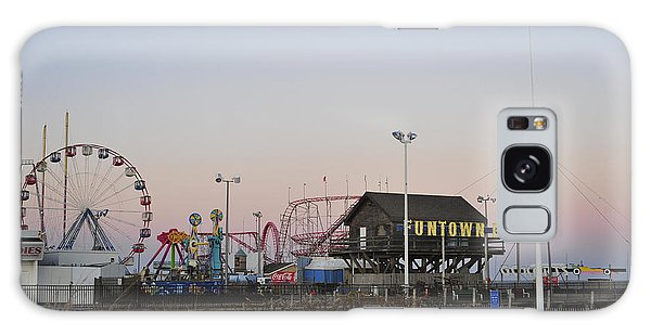 Fun At The Shore Seaside Park New Jersey Galaxy Case