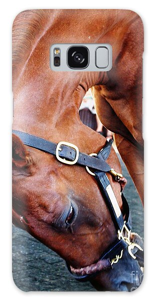 Funny Cide A Champion Galaxy Case