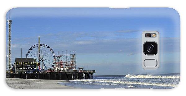 Funtown Pier Seaside Heights Nj Jersey Shore Galaxy Case