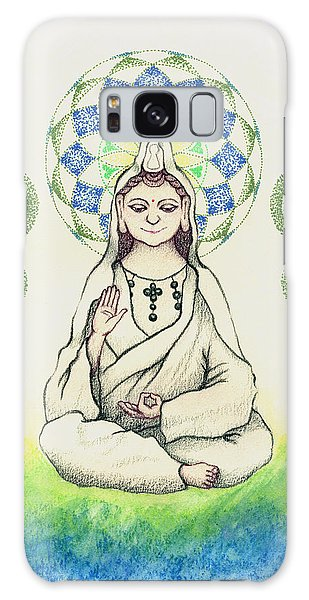 Fureai Quan Yin In Kyoto Galaxy Case