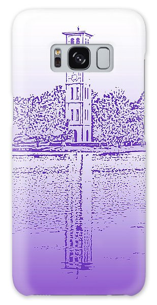 Furman Bell Tower Galaxy Case