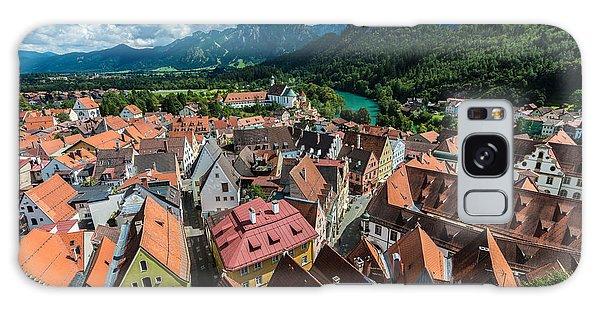 Fussen - Bavaria - Germany Galaxy Case