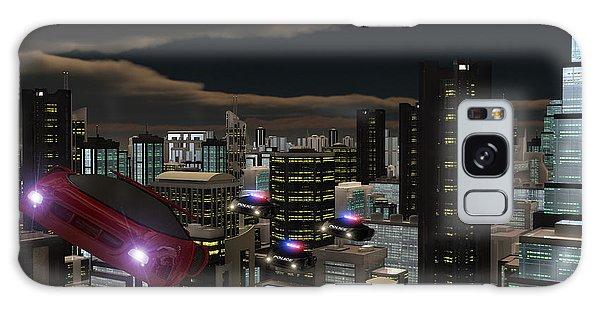 Futura 2051 Galaxy Case