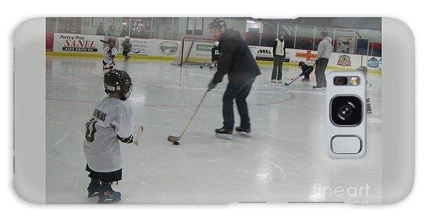 Future Hockey Players Galaxy Case