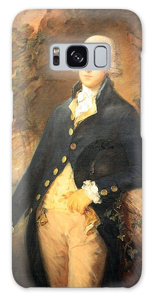 Gainsborough's Francis Bassat -- Lord De Dunstanville Galaxy Case