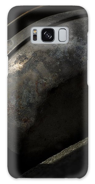 Galaxy In A Galvanized Pan Galaxy Case by Rebecca Sherman