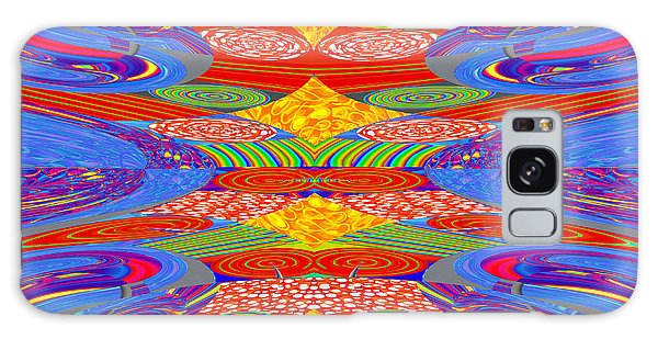 Galaxy Transit Union Ufo Docking Station Fantasy 2050 Art Background Designs  And Color Tones N Colo Galaxy Case