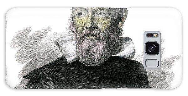 Controversial Galaxy Case - Galileo Galilei by Detlev Van Ravenswaay