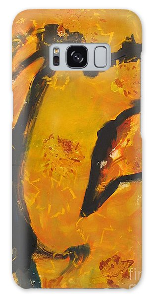 Gallop  In The Fall Galaxy Case by Fereshteh Stoecklein