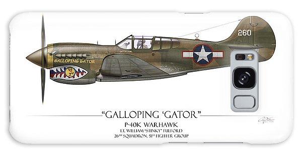 Co Galaxy S8 Case - Galloping Gator P-40k Warhawk by Craig Tinder