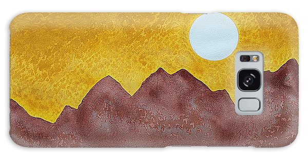 Gallup Original Painting Galaxy Case
