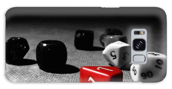 Game ... Just Begun Galaxy Case by Mariusz Zawadzki