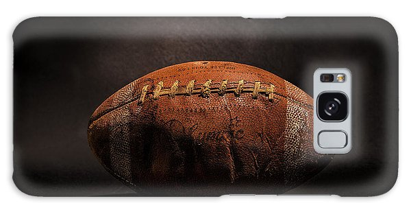 Game Ball Galaxy Case by Peter Tellone