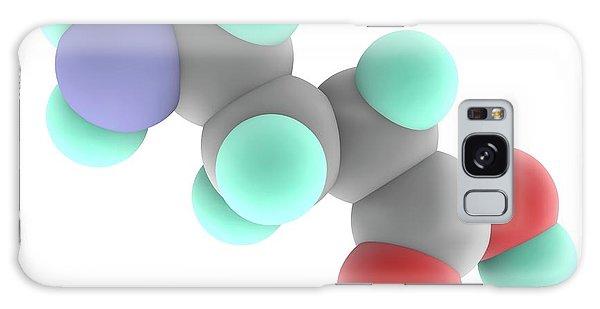 Nervous System Galaxy Case - Gamma-aminobutyric Acid Gaba Molecule by Alfred Pasieka/science Photo Library