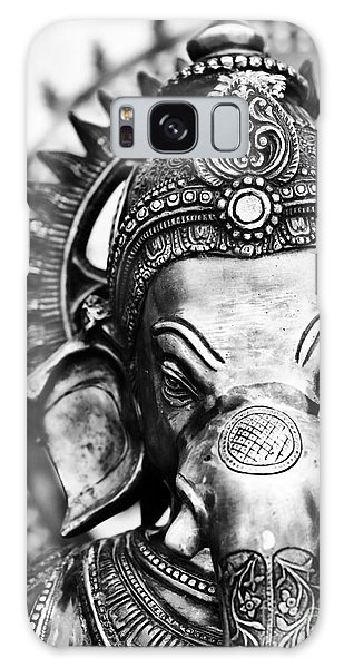 Ganesha Monochrome Galaxy Case