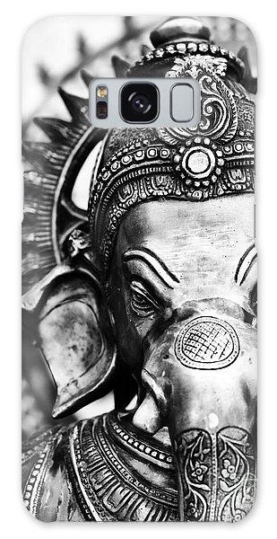 Ganesha Monochrome Galaxy Case