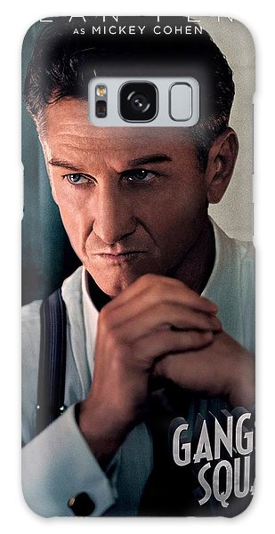 Gosling Galaxy Case - Gangster Squad Penn by Movie Poster Prints