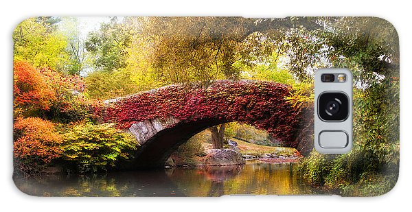 Galaxy Case featuring the photograph Gapstow Bridge  by Jessica Jenney