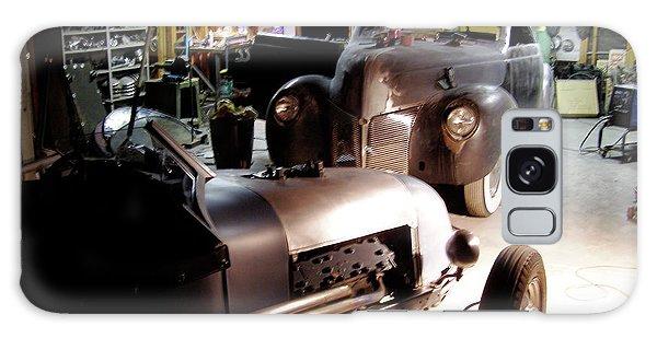 Garage Tour Galaxy Case by Alan Johnson
