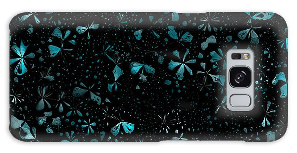 Garden At Night Galaxy Case