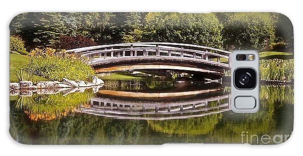 Garden Bridge Galaxy Case