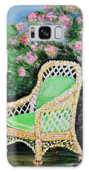 Garden Chair Galaxy Case