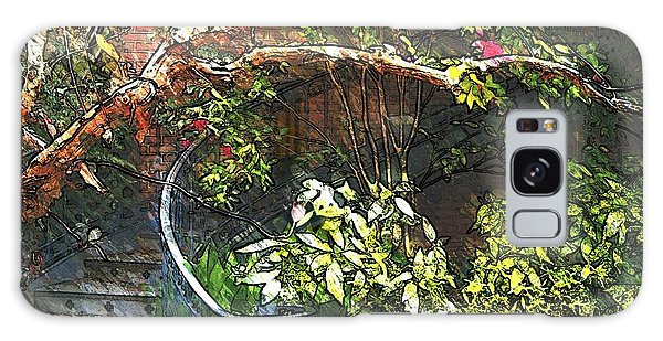 Garden Climb  Galaxy Case