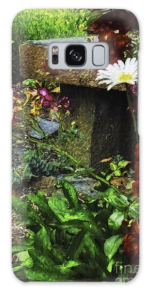 Garden Color Galaxy Case