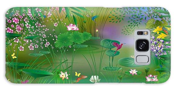 Garden - Limited Edition 1 Of 20 Galaxy Case