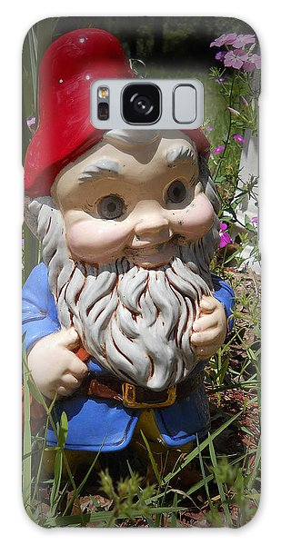 Garden Gnome Galaxy Case