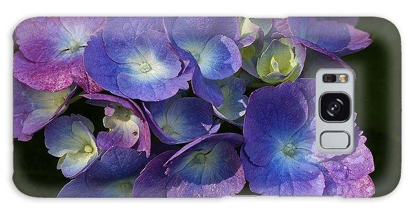 Garden Hydrangea Galaxy Case
