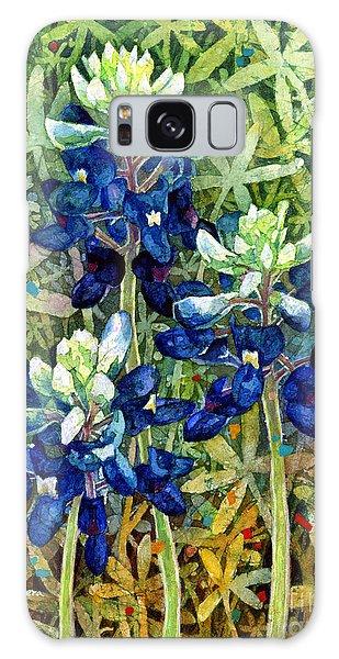 Bloom Galaxy Case - Garden Jewels I by Hailey E Herrera