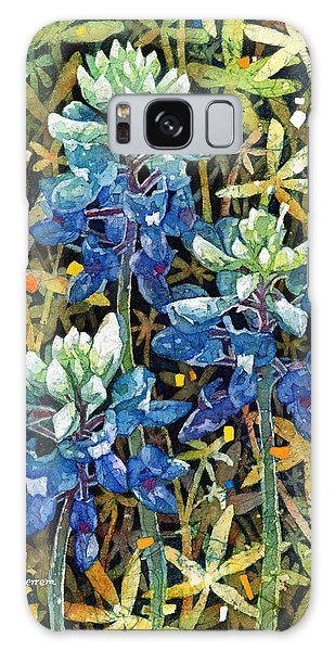 Jewels Galaxy Case - Garden Jewels II by Hailey E Herrera