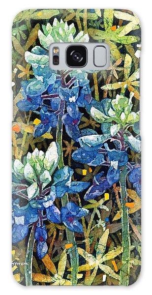 Bloom Galaxy Case - Garden Jewels II by Hailey E Herrera