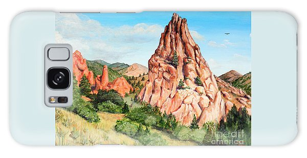 Kindergarten Rock - Garden Of The Gods Galaxy Case