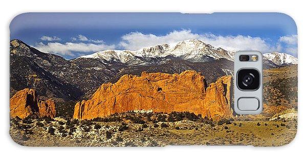 Garden Of The Gods - Colorado Springs Galaxy Case