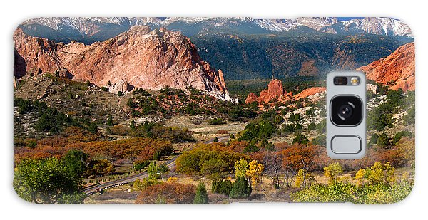 Garden Of The Gods In Autumn 2011 Galaxy Case