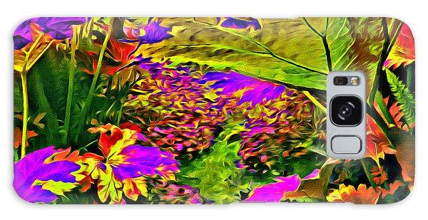 Garden Of Color Galaxy Case