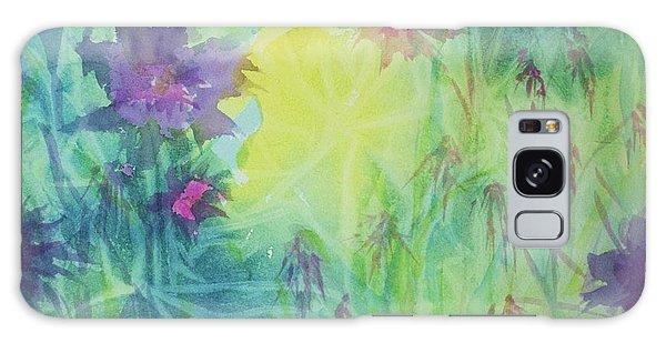 Garden Vortex Galaxy Case by Ellen Levinson