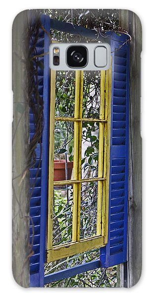 Garden Window Galaxy Case