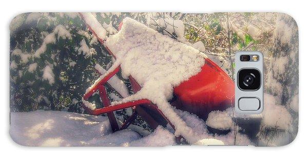 Gardener's Winter Dream Galaxy Case