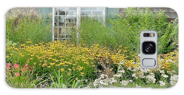 Gardens At The Good Earth Market Galaxy Case