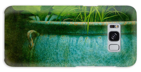Gardenscape Galaxy Case by Amy Weiss