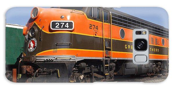 Garibaldi Locomotive Galaxy Case
