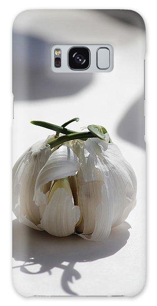 Garlic Clove Galaxy Case