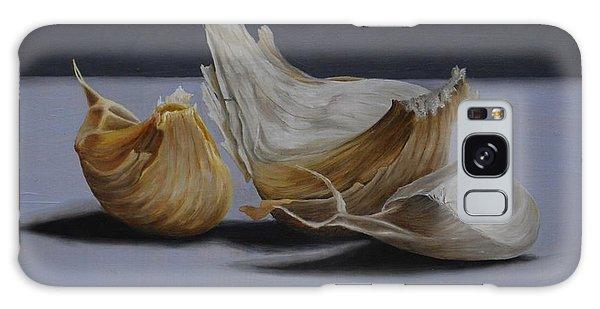 Garlic Cloves Galaxy Case