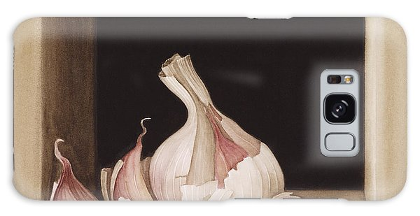 Garlic Galaxy Case by Jenny Barron
