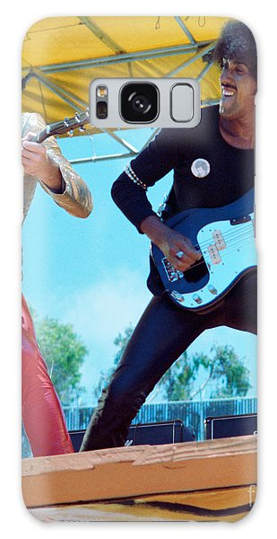 Gary Moore And Phil Lynott Of Thin Lizzy At Day On The Green 4th Of July 1979 - 1st Color Unreleased Galaxy Case