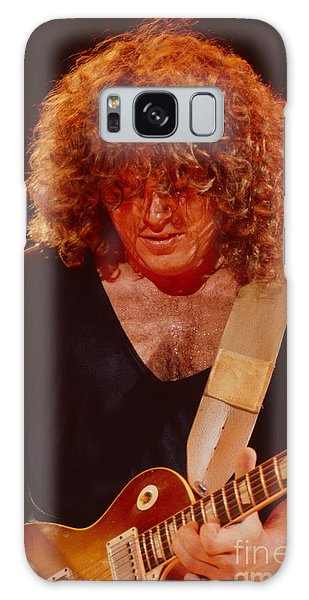 Gary Richrath Of Reo Speedwagon At Oakland Auditorium 1979 Galaxy Case