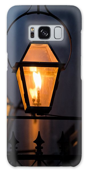 Gas Lights Galaxy Case